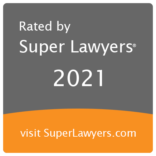 Super Lawyers Rating